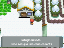 Puerta Refugio Nevada