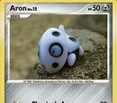 Aron (Tesoros Misteriosos TCG)