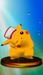Trofeo Pikachu (Smash 2) SSBM