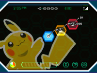 Fondo Pikachu para el C-Gear