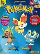 Revista Pokémon Número 7