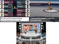 B2W2 Torneo Mundial Pokémon