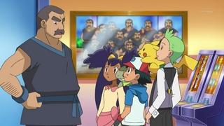 Archivo:EP670 George junto a los protagonistas.jpg