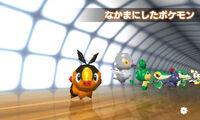 Colección de Pokémon reclutados