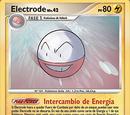 Electrode (Maravillas Secretas TCG)