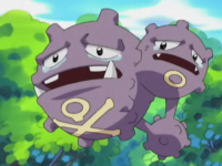 Weezing de James