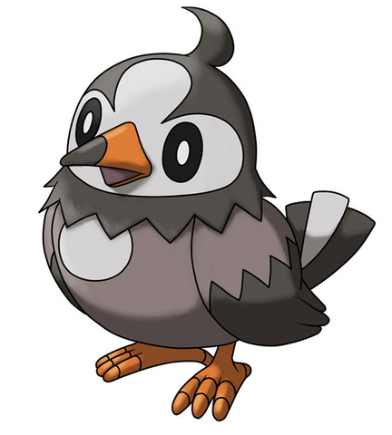 Archivo:Starly en Pokémon Ranger 2.png