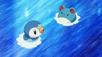 Archivo:EP606 Piplup y Marill en el agua.png