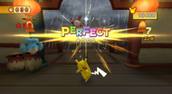 PokéPark 2 minijuego bombas