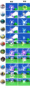 Animaciones Poké Balls versión 1.3 XY