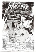 Pokémon Mundo Misterioso- el equipo de rescate de Ginji - Tomo 2