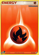 Energía fuego (EX Ruby & Sapphire TCG)
