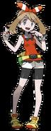 Aura ROZA (Ilustración)