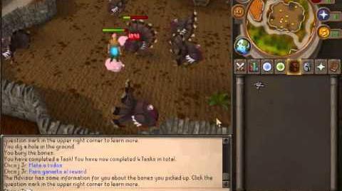 RuneScape evento de Thanksgiving 2010-2011.