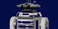 Droide astromecánico serie Blastromech