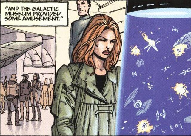 Archivo:Museo Galactico Mara Jade.JPG