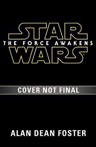 Archivo:The Force Awakens Novelization Cover.jpg