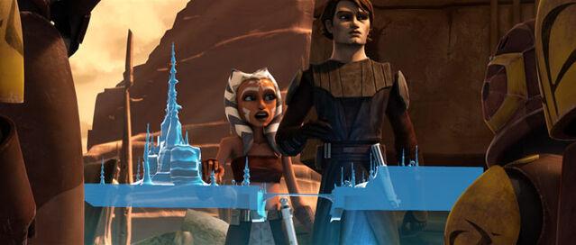Archivo:Anakin Interrupting Ashoka.jpg