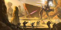 Segunda Batalla de Tatooine (Guerra Civil Galáctica)