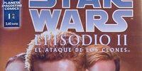 Star Wars Episodio II: El Ataque de los Clones (cómics)