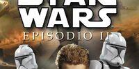 Star Wars Episodio II: El Ataque de los Clones (novela juvenil)