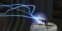 Brazo de choque droide