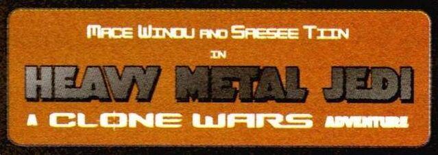 Archivo:Heavy Metal Jedi.JPG