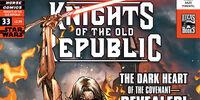 Caballeros de la Antigua República 33: Vindicación, parte 2