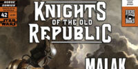 Star Wars: Knights of the Old Republic 42: Masks