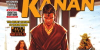 Star Wars: Kanan 8: First Blood, Part II: The Towers of the Temple