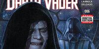 Star Wars: Darth Vader 6: Vader, Part VI