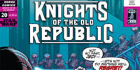 Star Wars: Knights of the Old Republic 20: Daze of Hate, Part 2
