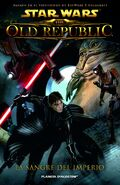 Star Wars: The Old Republic: La Sangre del Imperio (cómic)