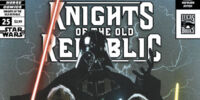 Star Wars: Knights of the Old Republic 25: Vector, Part 1