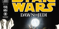 Star Wars: Dawn of the Jedi 0