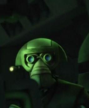 Técnico Aqualish no-identificado (Estación Skytop)