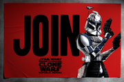 Star Wars - The Clone Wars - Republic Heroes -- Rex advertising.png