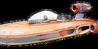 Deslizador terrestre X-34