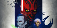 Star Wars Rebels: Tercera Temporada
