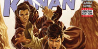 Star Wars: Kanan 9: First Blood, Part III: The Canyons of Kardoa