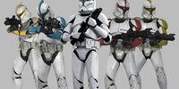 Soldado clon sargento
