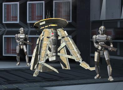 Archivo:Probot under guard.jpg