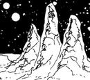 Tres Picos de Tharen
