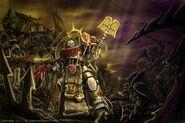 Marines A oscuros capellan