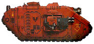 Land Raider Aquiles AS