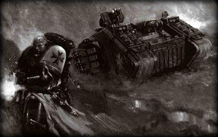 Pictocaptura Land Raider Cruzado Templarios Negros Cruzada de Jerulas.jpg