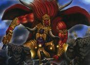 Primarca Magnus Rojo vs Lobos Espaciales Prospero