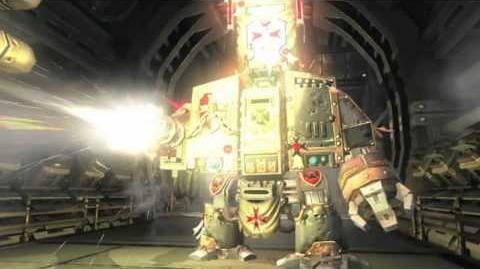 Warhammer 40k The Dark Millenium First Playable Race