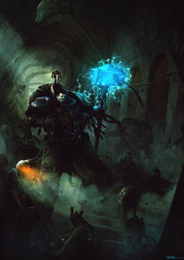 Guardianes de la Muerte Ultramarines Martillo de Trueno Ordo Xenos Wikihammer