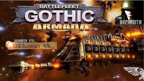 Warhammer 40k Gothic Armada - Gameplay - Wikihammer & Becharita